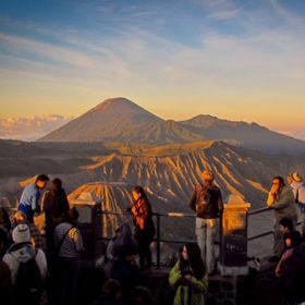 Mount Bromo Hiking Tour for an Unforgettable Honeymoon