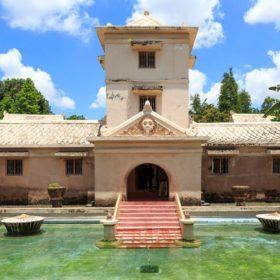 Taman Sari Water Castel yogyakarta