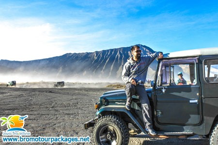 Bromo Ijen tour from Surabaya