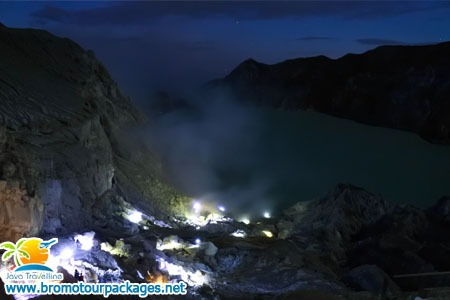Bromo Ijen Blue Fire tour
