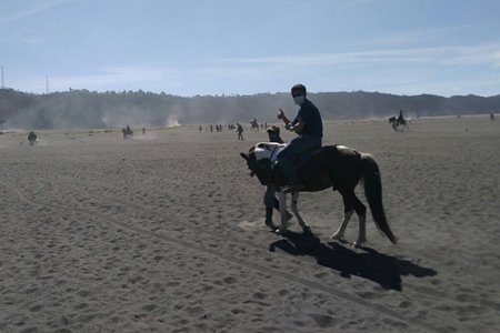 Mount Bromo Hiking Tour for Great Refreshment