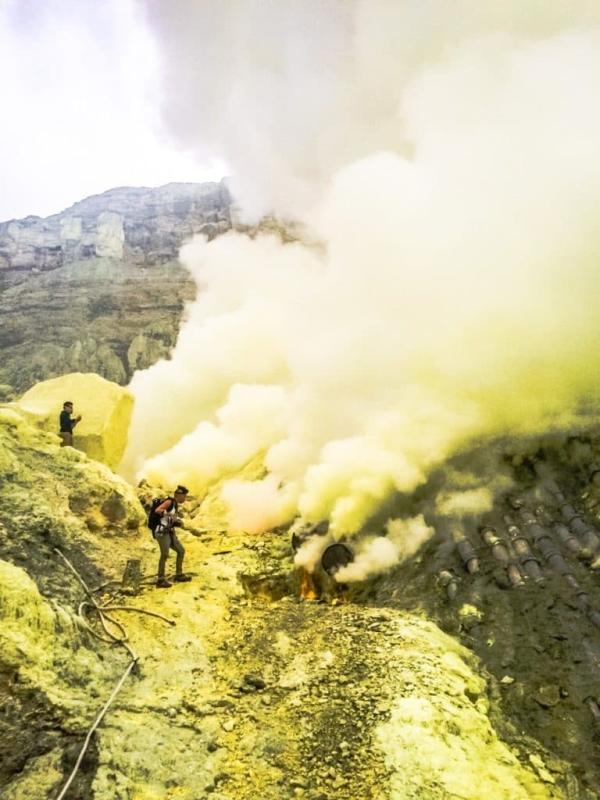 Mount Bromo Hiking Tour The Values