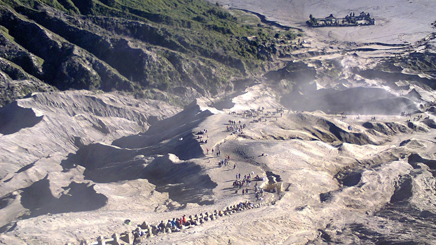 Bromo Ijen Crater Tour from Bali