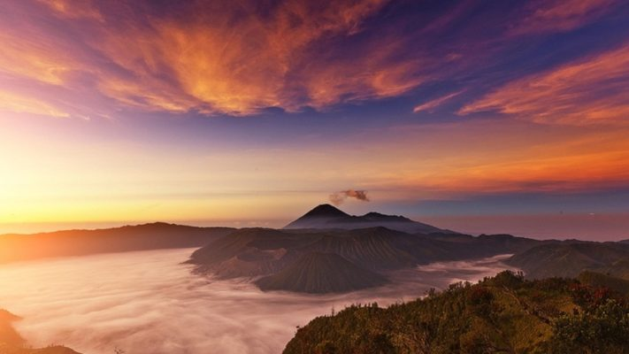 Midnight Bromo in Bromo Tour