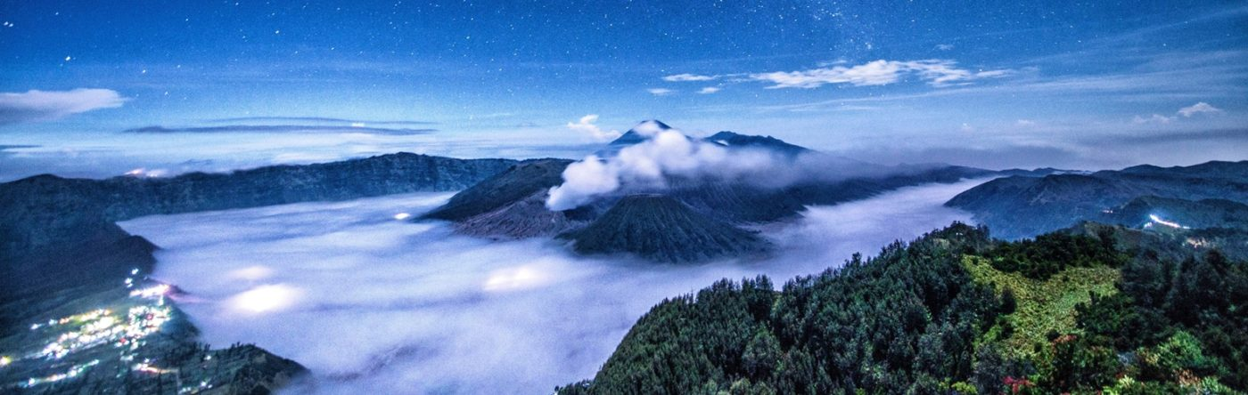 Bromo Kalibaru Ijen 4Day 3Night