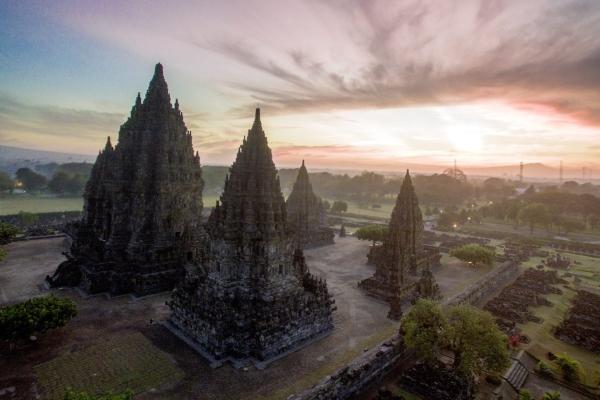 Yogyakarta Tour Itinerary