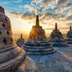From Yogyakarta to Bromo
