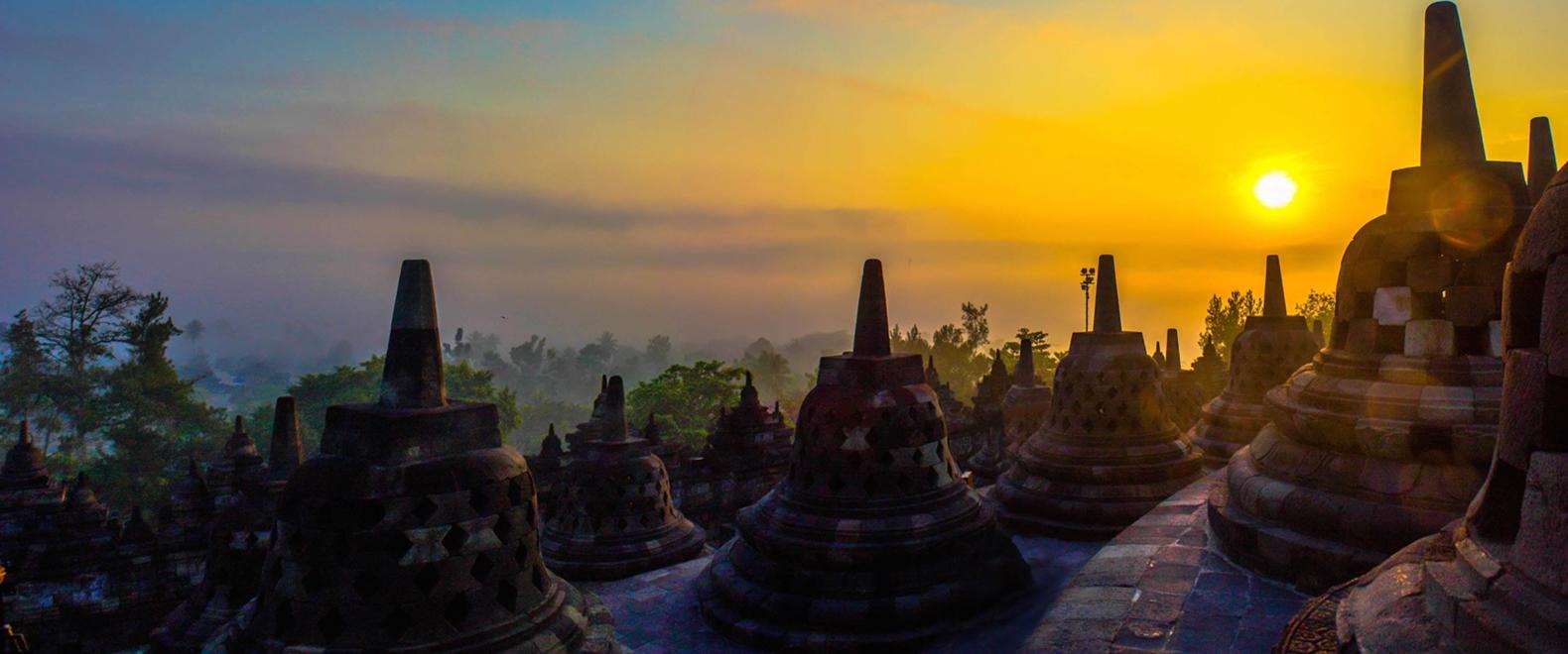 Yogyakarta Bromo Kalibaru Sukamade Ijen Tour