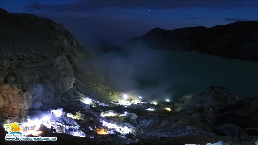 How to get from Bali to Ijen Crater