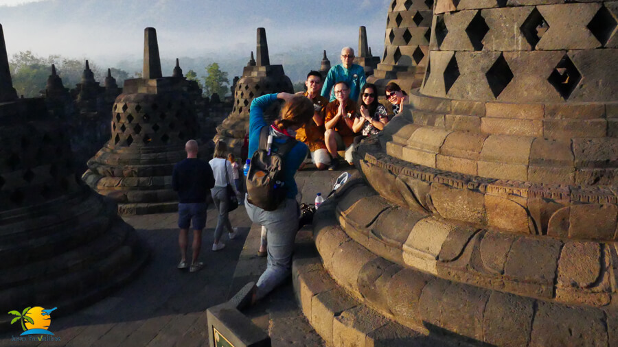 Borobudur tour and travel package