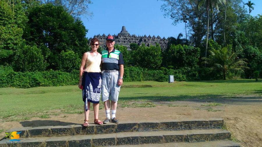 Itinerary Yogyakarta City Tour